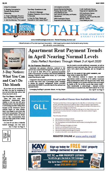 Apartment payment trends