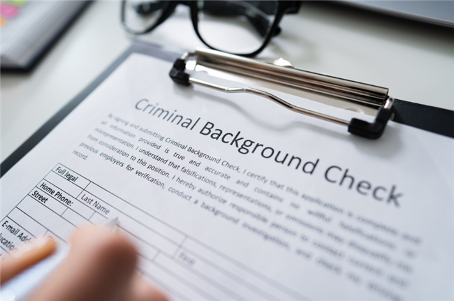 Tenant screening services for landlords include criminal background checks
