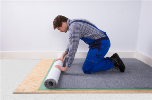 Do I Have to Paint and Replace Flooring for a Long-Term Tenant?