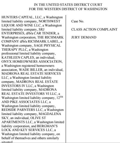 Property Management Companies, Others Sue Seattle Over Capitol Hill Autonomous Zone
