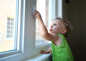 Window locks can be importing in Child-proofing Rental Property