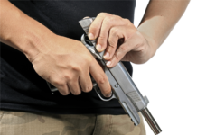 Can You Evict a Tenant for Discharging a Pistol?