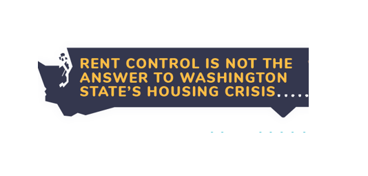 rent control washington state