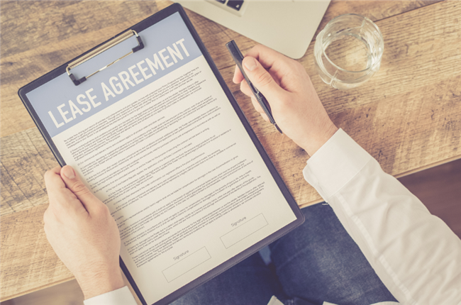 Put the magic language in any agreement with tenants