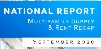 Yardi Matrix September report Affordable multifamily markets in high demand