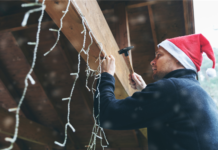 How Do You Keep Tenants From Going Overboard With Holiday Lights?