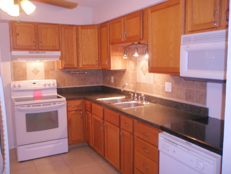 renovation of a rental property on a shoe-string budget part 3 kitchen