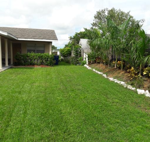 the duplex landscaping landlord hank part 3