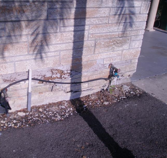 termite damage landlord hank was facing in his duplex renovation