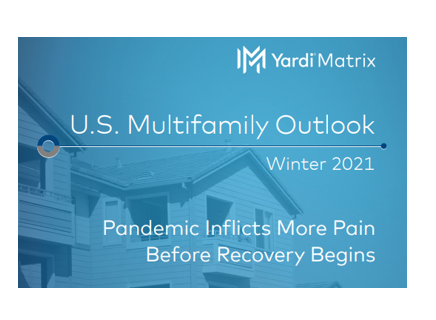 Pandemic Will Inflict More Pain on Rental Housing Before Recovery Begins