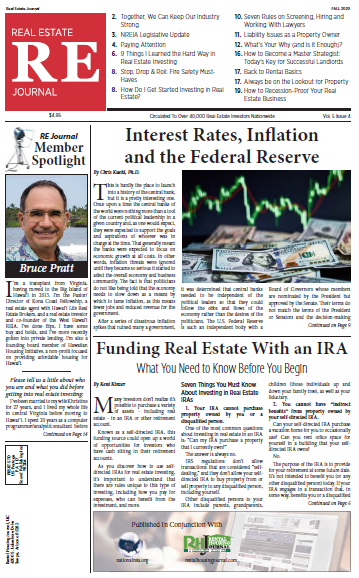 Real Estate Journal Fall 2020