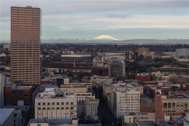 Portland Rent Growth Starting to Increase After Long Downward Slide