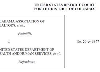 Federal Judge Overturns CDC Eviction Moratorium
