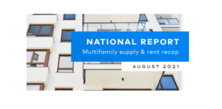 Multifamily Rent Growth Breaks Records Across Country In August